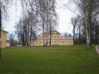 Путевой домик Петра Великого