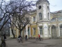 Дворец-замок